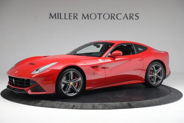 Used 2015 Ferrari F12 Berlinetta for sale Sold at Pagani of Greenwich in Greenwich CT 06830 2