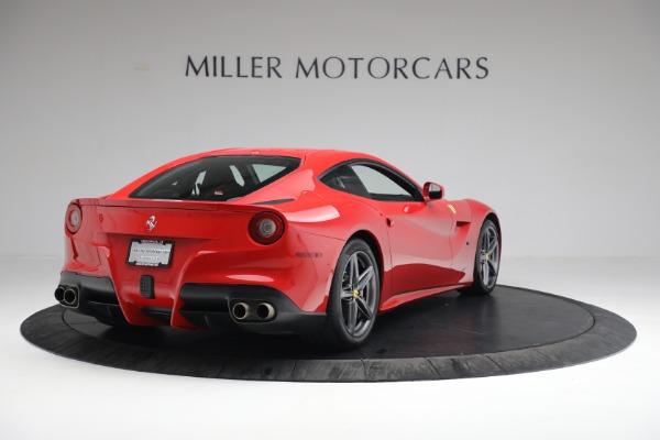 Used 2015 Ferrari F12 Berlinetta for sale Sold at Pagani of Greenwich in Greenwich CT 06830 6