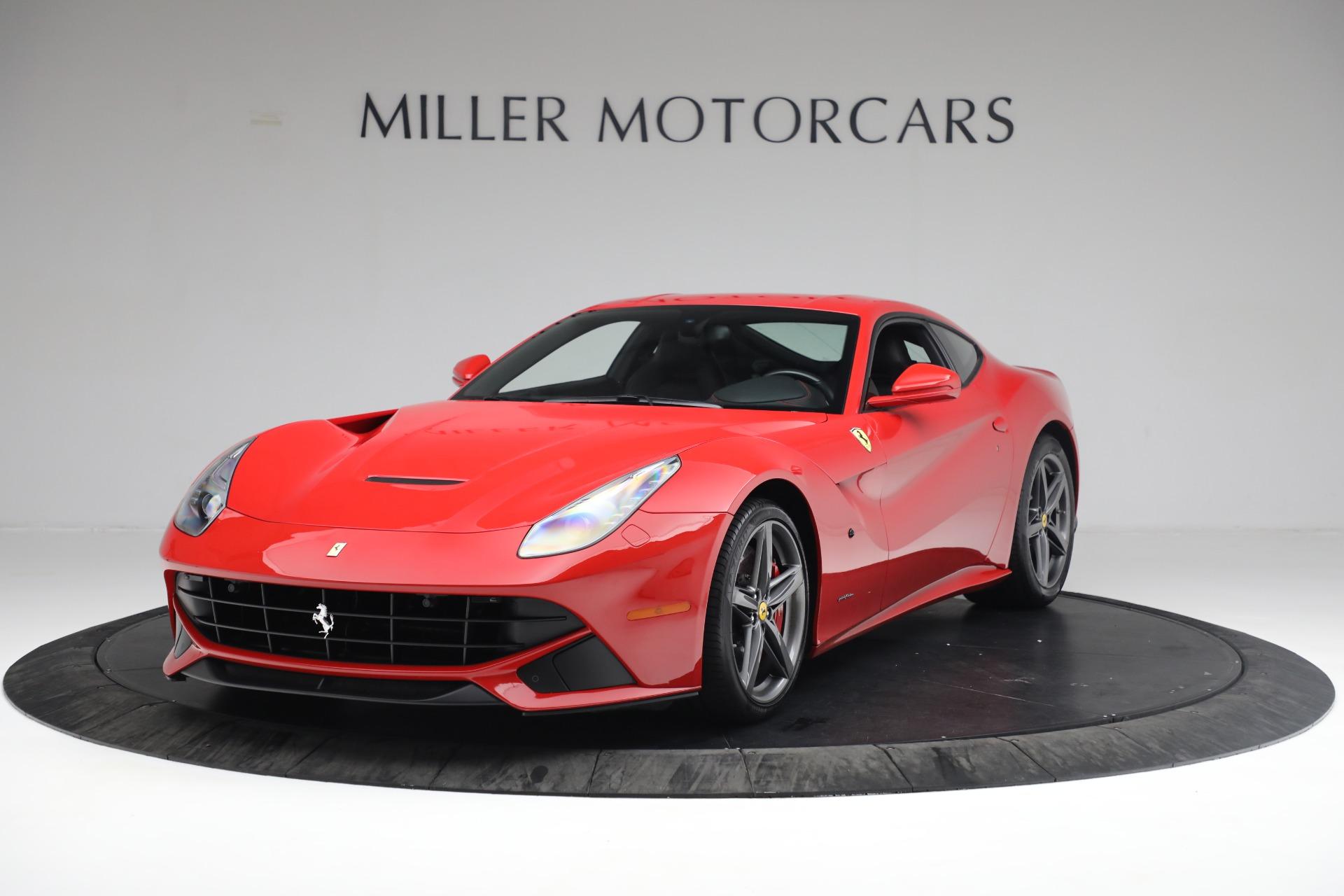 Used 2015 Ferrari F12 Berlinetta for sale Sold at Pagani of Greenwich in Greenwich CT 06830 1