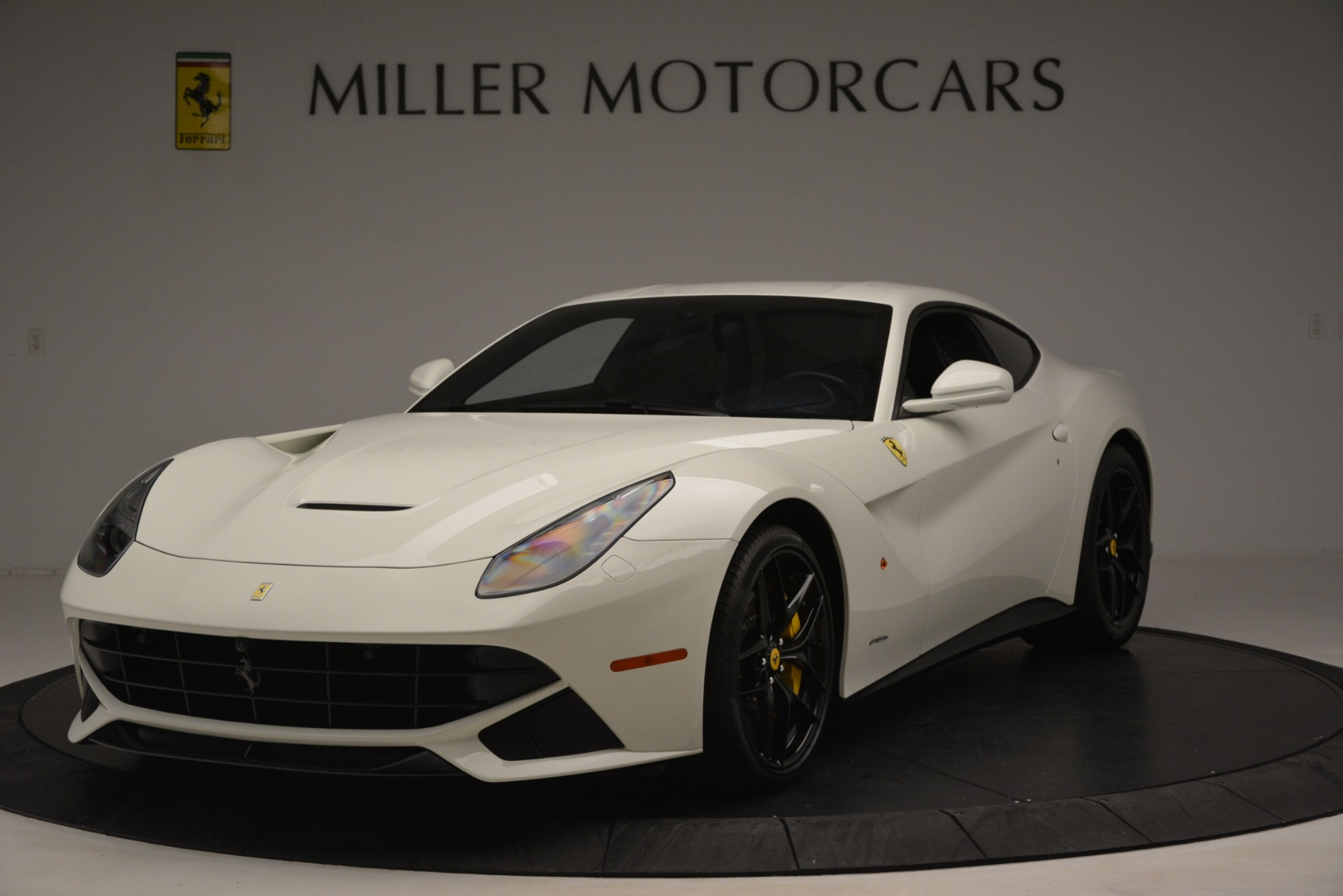 Used 2015 Ferrari F12 Berlinetta for sale Sold at Pagani of Greenwich in Greenwich CT 06830 1