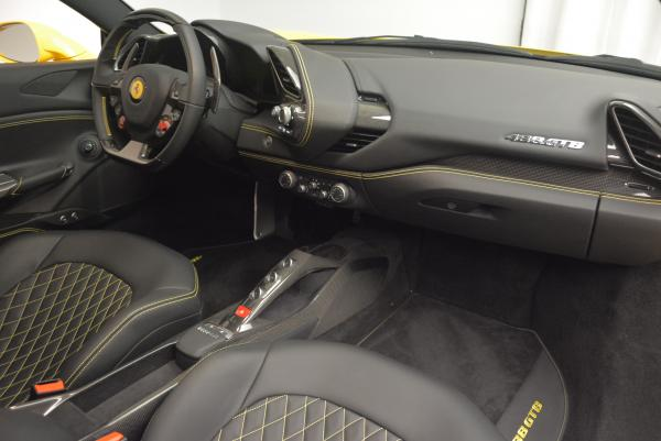 Used 2016 Ferrari 488 GTB for sale Sold at Pagani of Greenwich in Greenwich CT 06830 17