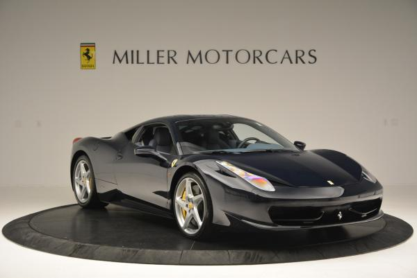 Used 2012 Ferrari 458 Italia for sale Sold at Pagani of Greenwich in Greenwich CT 06830 11