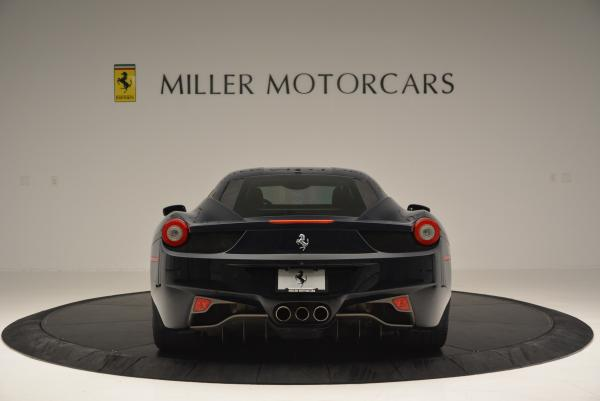 Used 2012 Ferrari 458 Italia for sale Sold at Pagani of Greenwich in Greenwich CT 06830 6