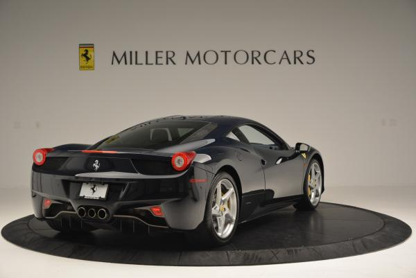 Used 2012 Ferrari 458 Italia for sale Sold at Pagani of Greenwich in Greenwich CT 06830 7