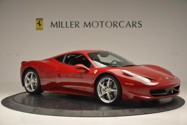 Used 2011 Ferrari 458 Italia for sale Sold at Pagani of Greenwich in Greenwich CT 06830 10