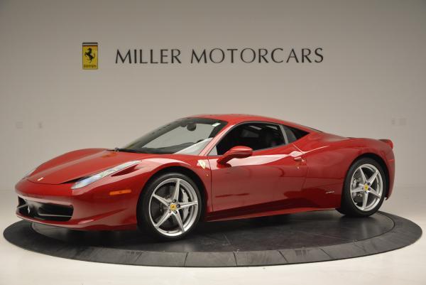 Used 2011 Ferrari 458 Italia for sale Sold at Pagani of Greenwich in Greenwich CT 06830 2
