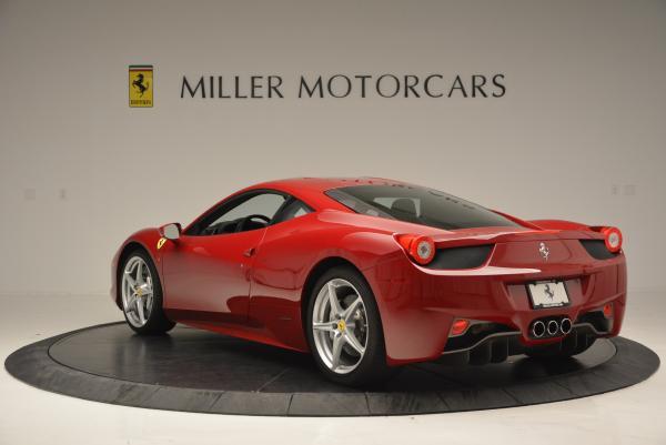 Used 2011 Ferrari 458 Italia for sale Sold at Pagani of Greenwich in Greenwich CT 06830 5