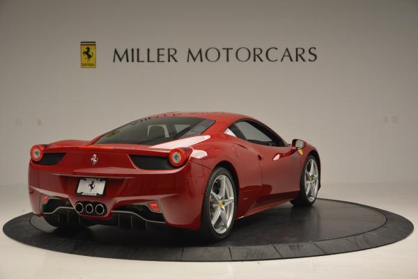 Used 2011 Ferrari 458 Italia for sale Sold at Pagani of Greenwich in Greenwich CT 06830 7
