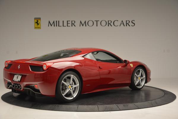 Used 2011 Ferrari 458 Italia for sale Sold at Pagani of Greenwich in Greenwich CT 06830 8