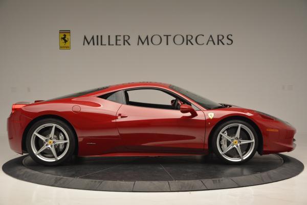 Used 2011 Ferrari 458 Italia for sale Sold at Pagani of Greenwich in Greenwich CT 06830 9