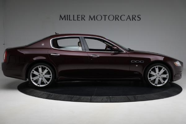 Used 2011 Maserati Quattroporte for sale $37,900 at Pagani of Greenwich in Greenwich CT 06830 10