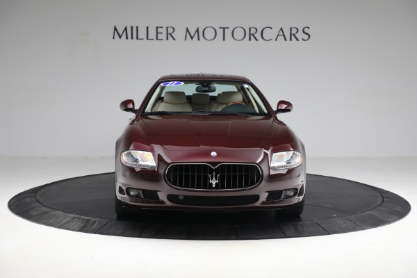 Used 2011 Maserati Quattroporte for sale $37,900 at Pagani of Greenwich in Greenwich CT 06830 13