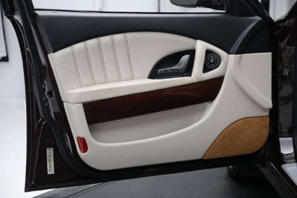 Used 2011 Maserati Quattroporte for sale $37,900 at Pagani of Greenwich in Greenwich CT 06830 17