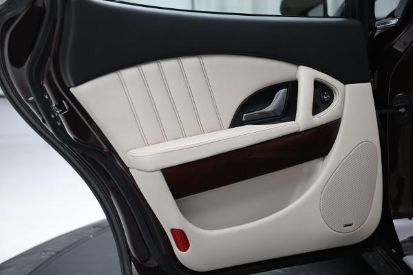 Used 2011 Maserati Quattroporte for sale $37,900 at Pagani of Greenwich in Greenwich CT 06830 21