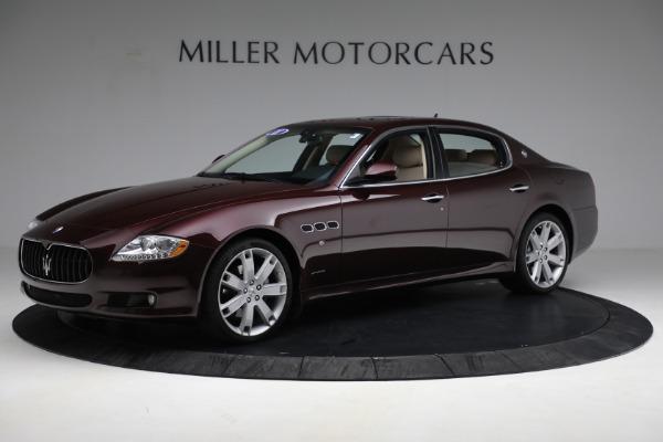 Used 2011 Maserati Quattroporte for sale $37,900 at Pagani of Greenwich in Greenwich CT 06830 3