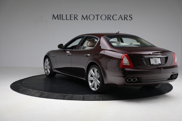 Used 2011 Maserati Quattroporte for sale $37,900 at Pagani of Greenwich in Greenwich CT 06830 6
