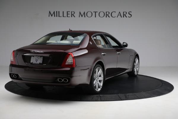 Used 2011 Maserati Quattroporte for sale $37,900 at Pagani of Greenwich in Greenwich CT 06830 8