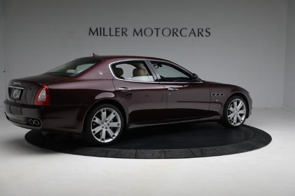 Used 2011 Maserati Quattroporte for sale $37,900 at Pagani of Greenwich in Greenwich CT 06830 9
