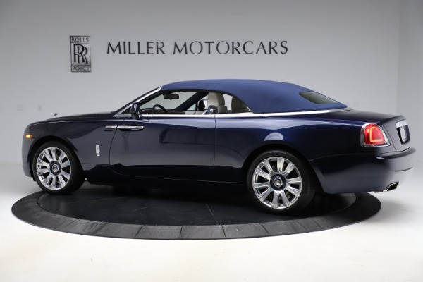 Used 2016 Rolls-Royce Dawn for sale $243,900 at Pagani of Greenwich in Greenwich CT 06830 17
