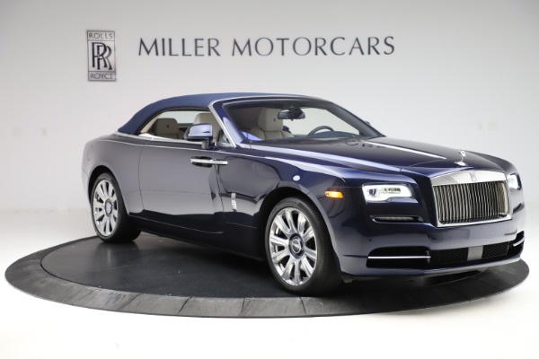 Used 2016 Rolls-Royce Dawn for sale $243,900 at Pagani of Greenwich in Greenwich CT 06830 24