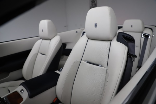 Used 2016 Rolls-Royce Dawn for sale $243,900 at Pagani of Greenwich in Greenwich CT 06830 25