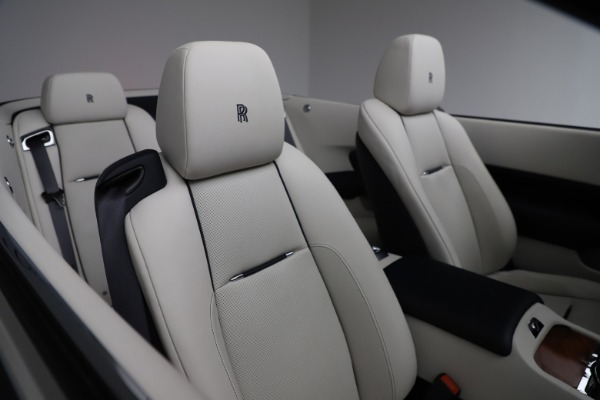 Used 2016 Rolls-Royce Dawn for sale $243,900 at Pagani of Greenwich in Greenwich CT 06830 26