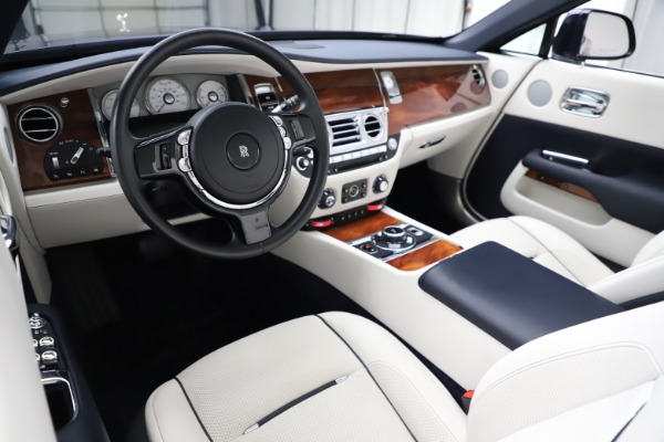Used 2016 Rolls-Royce Dawn for sale $243,900 at Pagani of Greenwich in Greenwich CT 06830 27