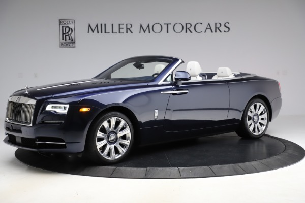 Used 2016 Rolls-Royce Dawn for sale $243,900 at Pagani of Greenwich in Greenwich CT 06830 3