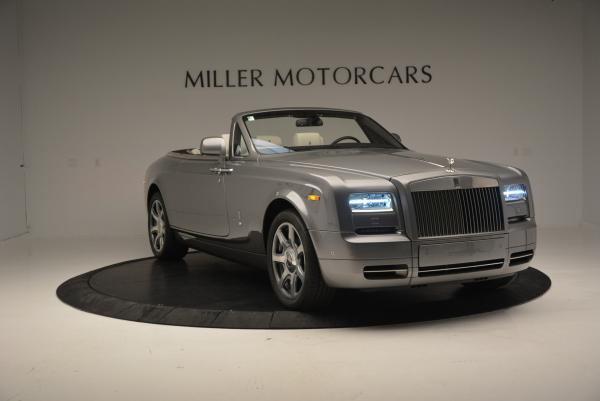 Used 2015 Rolls-Royce Phantom Drophead Coupe for sale Sold at Pagani of Greenwich in Greenwich CT 06830 11