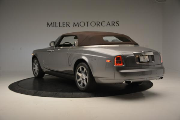 Used 2015 Rolls-Royce Phantom Drophead Coupe for sale Sold at Pagani of Greenwich in Greenwich CT 06830 18