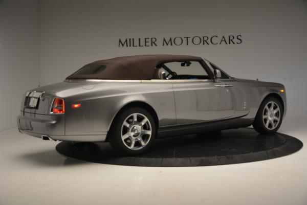 Used 2015 Rolls-Royce Phantom Drophead Coupe for sale Sold at Pagani of Greenwich in Greenwich CT 06830 21