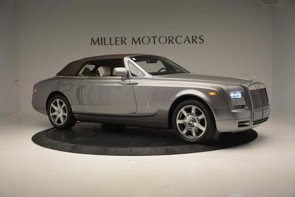 Used 2015 Rolls-Royce Phantom Drophead Coupe for sale Sold at Pagani of Greenwich in Greenwich CT 06830 23