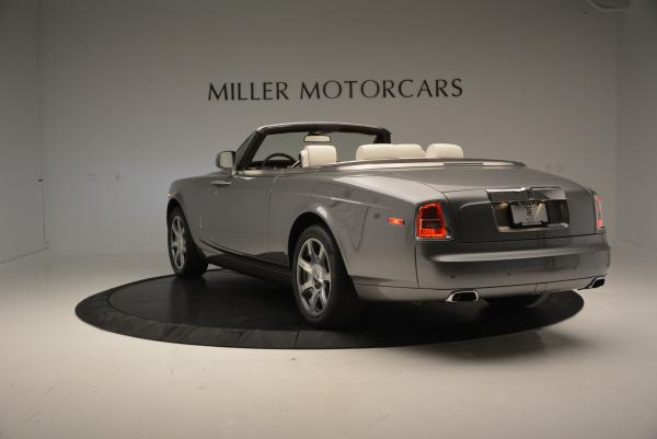 Used 2015 Rolls-Royce Phantom Drophead Coupe for sale Sold at Pagani of Greenwich in Greenwich CT 06830 5