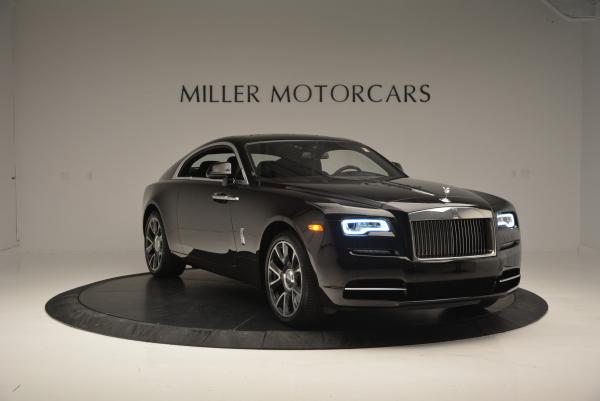 Used 2017 Rolls-Royce Wraith for sale Sold at Pagani of Greenwich in Greenwich CT 06830 10