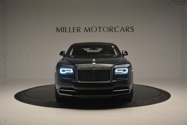 Used 2017 Rolls-Royce Wraith for sale Sold at Pagani of Greenwich in Greenwich CT 06830 11