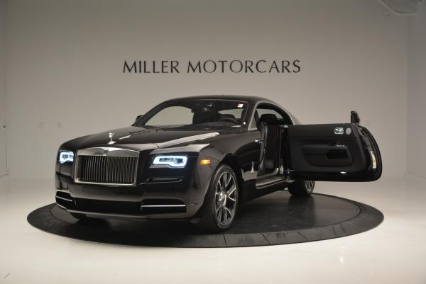 Used 2017 Rolls-Royce Wraith for sale Sold at Pagani of Greenwich in Greenwich CT 06830 12