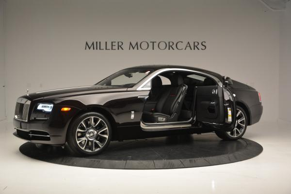 Used 2017 Rolls-Royce Wraith for sale Sold at Pagani of Greenwich in Greenwich CT 06830 13