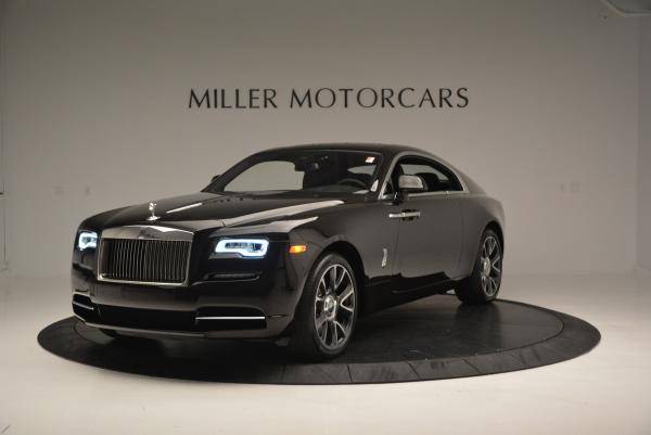 Used 2017 Rolls-Royce Wraith for sale Sold at Pagani of Greenwich in Greenwich CT 06830 2