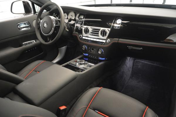 Used 2017 Rolls-Royce Wraith for sale Sold at Pagani of Greenwich in Greenwich CT 06830 26