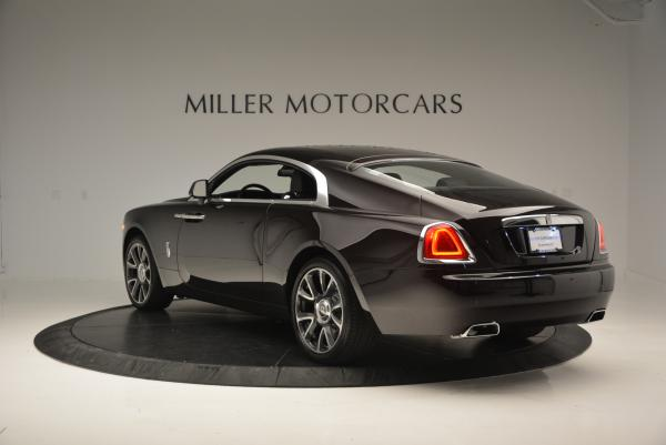 Used 2017 Rolls-Royce Wraith for sale Sold at Pagani of Greenwich in Greenwich CT 06830 4