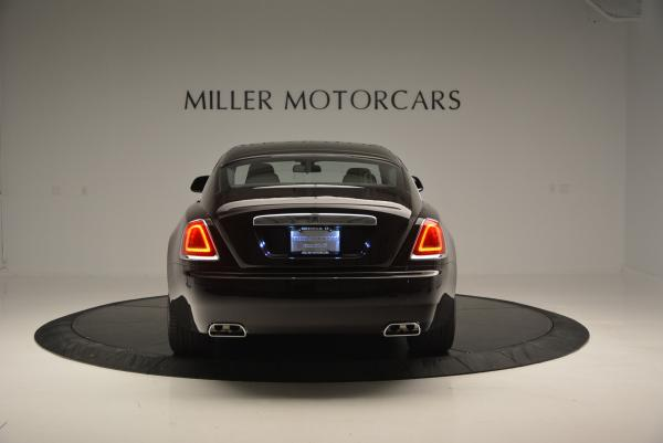 Used 2017 Rolls-Royce Wraith for sale Sold at Pagani of Greenwich in Greenwich CT 06830 5