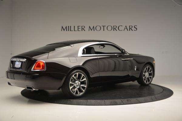 Used 2017 Rolls-Royce Wraith for sale Sold at Pagani of Greenwich in Greenwich CT 06830 7