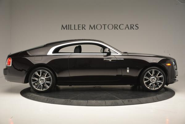 Used 2017 Rolls-Royce Wraith for sale Sold at Pagani of Greenwich in Greenwich CT 06830 8
