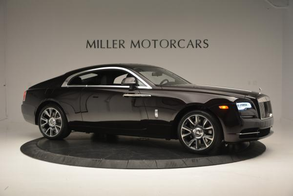 Used 2017 Rolls-Royce Wraith for sale Sold at Pagani of Greenwich in Greenwich CT 06830 9