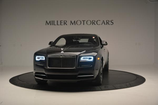Used 2017 Rolls-Royce Wraith for sale Sold at Pagani of Greenwich in Greenwich CT 06830 1