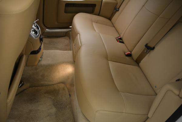 Used 2013 Rolls-Royce Ghost for sale Sold at Pagani of Greenwich in Greenwich CT 06830 24