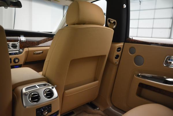 Used 2013 Rolls-Royce Ghost for sale Sold at Pagani of Greenwich in Greenwich CT 06830 27