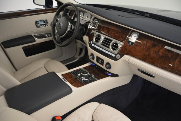 Used 2016 Rolls-Royce Ghost Series II for sale Sold at Pagani of Greenwich in Greenwich CT 06830 20
