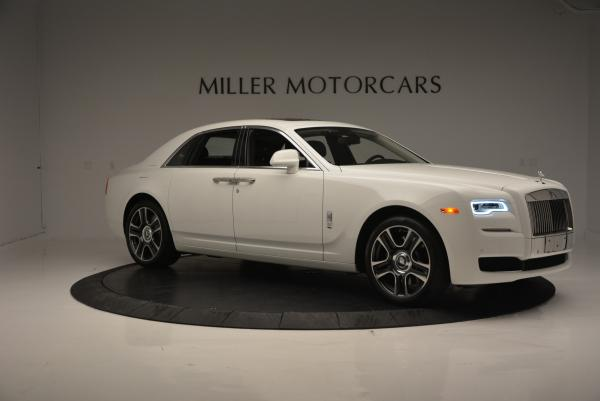 Used 2017 Rolls-Royce Ghost for sale Sold at Pagani of Greenwich in Greenwich CT 06830 10