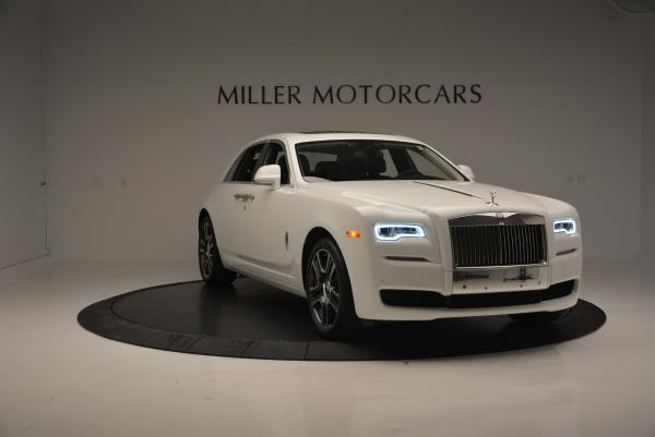 Used 2017 Rolls-Royce Ghost for sale Sold at Pagani of Greenwich in Greenwich CT 06830 11